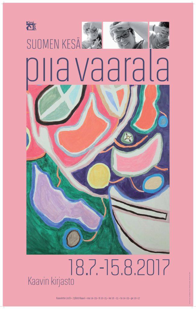 Piia Vaarala - Suomen kesä